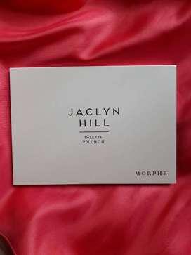 Paleta de sombras Jaclyn Hill y kit de brochas NAKED3