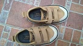Zapatos Polo para niño