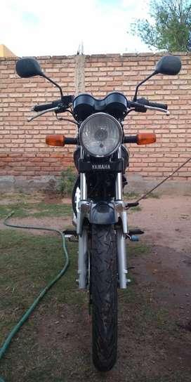 vendo yamaha ybr ed full 125cc