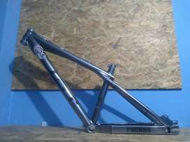 Cuadro GT Ruckus Dirt Jump DH Downhill X4 Enduro Trek Specialized FOX Sram Shimano MTB