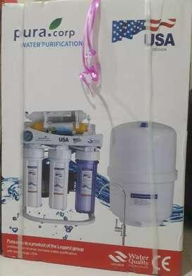 Filtro de agua con sistema de ósmosis inversa
