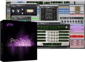 Pro tools 12 para mac y para pc