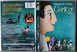 Cirque Du Soleil - Corteo 2009 (DVD Original)