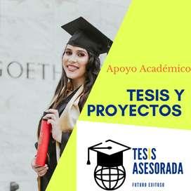 Tesis. Proyectos de Grado, Maestría y Doctorado