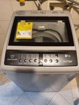 Lavadora Centrales - Digital - 17 libras
