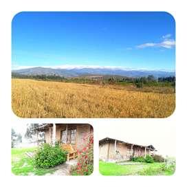 3 hectáreas con casa en Malchingui a 15min de Guayllabamba