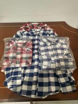 Vendo camisas manga larga nuevas