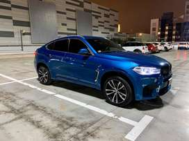 OCASIÓN VENDO MI BMW X6 2016 SOLO 8500 KM