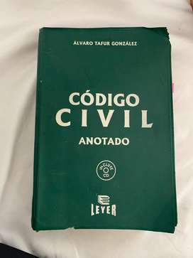 Vendo codigo civil anotado leyer