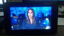 """televisor 7"""" con decodificador tdt"""