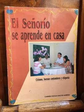 El señorio se aprende en casa (libro)