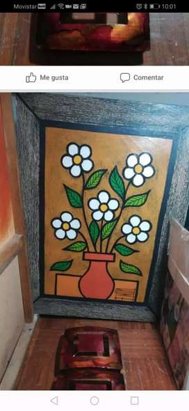 Hermosos cuadros óleo sobre lienzo