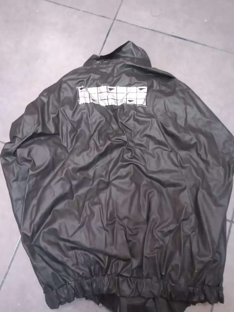 Impermeable completo (marca Delta) + galocha 0