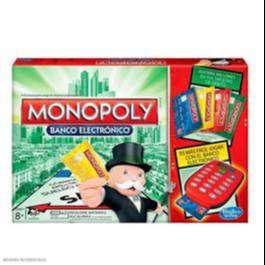 Monopolio con banco electronico
