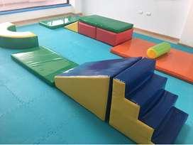 Se vende gimnasio para niños de 0 a 4 años