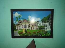 Se vende cuadros enmarcados.