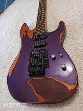 Guitarra eléctrica Fender squier stagemaster