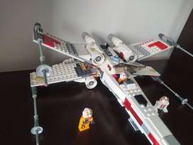 Lego Star Wars X-wing Starfighter 9493 (descon De Fabrica)