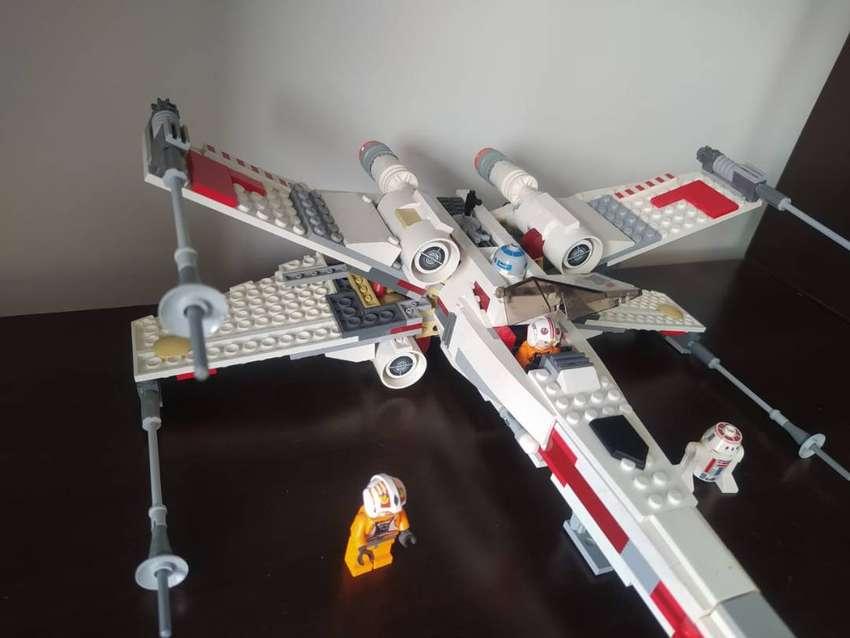 Lego Star Wars X-wing Starfighter 9493 (descon De Fabrica) 0