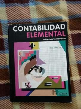 Libro Contabilidad Elemental