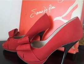 Zapatos Saverio Di Ricci N36 stiletos