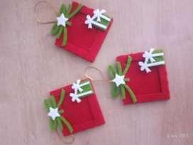 Porta Retrato Navidad