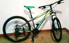 Bicicleta GW de montaña con 21 Cambios