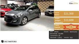 HYUNDAI I30 2013/2014 Versión Sport 1.8 cc