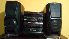 Equipo De Sonido Sony Lbt-xb6