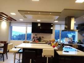 Las Casas, departamento duplex, 209 m2, 4 hab, 4.5 baños, 2 parq