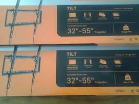 "SOPORTE FIJO PARA TV CON INCLINACION -LCD/LED 32/55""-"