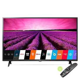 """Televisor LG LED 49"""" UHD Smart TV AI 49UM7100  Control magic"""