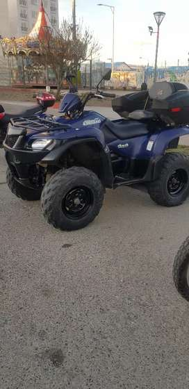 Vendo Suzuki king quad