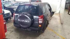 SALVAMENTO PARA REPUESTOS SUZUKI GRAND VITARA 2011 CEL 3105648597