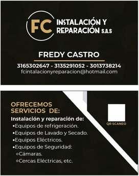 FC instalaciones y reparaciones s.as
