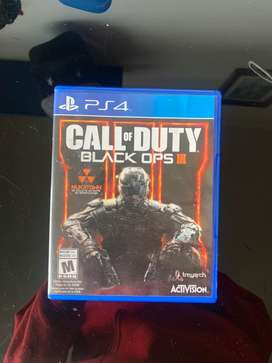 Call of dury Black ops 3 para PS4