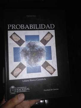 Importante libro sobre probabilidad