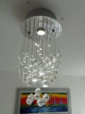 Espectacular lámpara