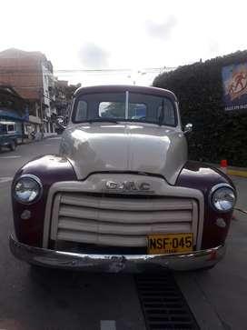 Camioneta GMC CLASICA AL DIA DE TODO PARA TRANSPASOS