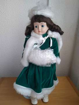 Muñeca de porcelana 3