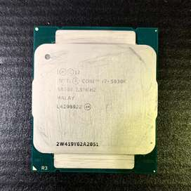 Procesador Intel Core i7 5930K