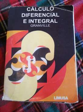 Libro cálculo diferencial e integral de granville completo