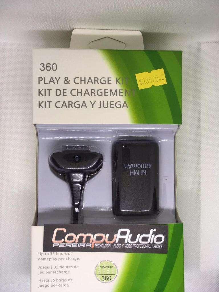 Carga y Juega para XBOX 360 0