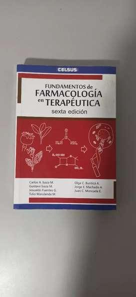 Fundamentos en farmacología terapéutica