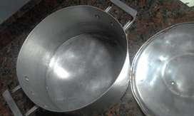 Olla de Aluminio de 24 Cm
