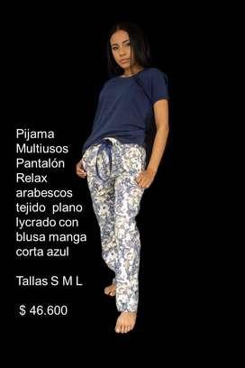 Pijama Multiuso Relax Mujer