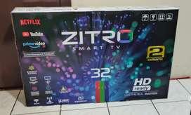 """Venta de Televisor Zitro Nuevo de 32"""""""