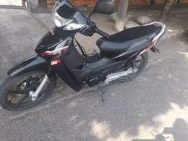 Vendo moto unika 110