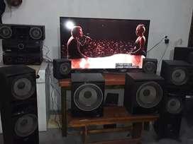 SISTEMA DE AUDIO SONY 6.2 Y SMART TV 50 4K