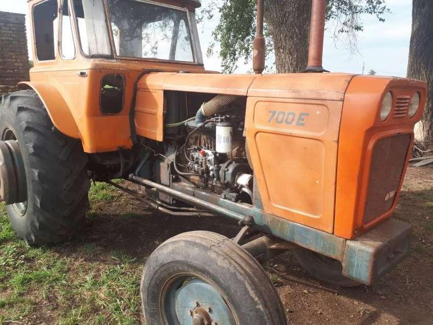 vendo tractor fiat700e 0